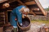 Foto: Krievijā vīrietis dzīvo gluži kā 10. gadsimtā