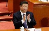 Ķīnas prezidentam Sji nodrošina iespēju palikt amatā uz mūžu