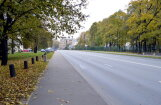 Ради прокладки трамвайной ветки на ул. Сенчу могут убрать тротуар