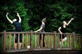 Foto: Lūznavā aizvadīts septītais laikmetīgās dejas festivāls 'Vides deja'