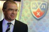 KHL prezidents Medvedevs piedāvā veidot Eiropas hokeja līgu ar 64 komandām