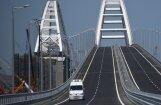 НАТО и ЕС осудили открытие Крымского моста