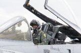 ФОТО: Штурмовики США впервые приземлились на Сааремаа