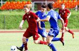 Latvijas U-21 futbola izlase nespēj uzveikt Andoru jaunā kvalifikācijas cikla ievadā