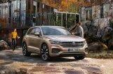 Latvijā uzsākta jaunā 'VW Touareg' tirdzniecība