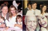 Hjū Hefneru pieminot: svarīgākās sievietes viņa dzīvē