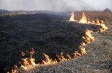 Неосторожность с огнем: погиб 83-летний старик