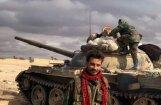Karte: Sīrijas armija sasniegusi džihādistu tuksneša bastionu Suhnu
