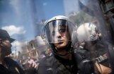 Турецкая оппозиция вывела на митинг в Стамбуле сотни тысяч человек