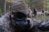 Video: 'Drošais uzvar!' – kā atlasa spēka mitriķus Latvijas armijas specvienībai