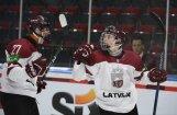 Сборная Латвии обыграла в Риге всех соперников на юниорском чемпионате мира