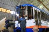 Atlikušos 11 tramvaja vagonus Daugavpilij sola piegādāt līdz gada beigām