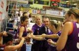 'TTT Rīga' basketbolistes izcīna uzvaru arī otrajā FIBA Eirokausa spēlē
