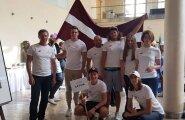 Ar labiem panākumiem Latvijas sportistiem noslēgusies Eiropas čempionāta veikbordā pirmā kvalifikācijas kārta