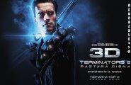 Piedalies konkursā un laimē kino biļetes uz 'Terminators 2: Pastarā diena 3D'