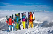 Augstie Tatri pret Zemajiem Tatriem: kur snovot šajā ziemā?