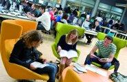 Нидерландские университеты на выставке в Риге