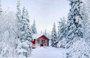 В конце ноября может наступить настоящая зима