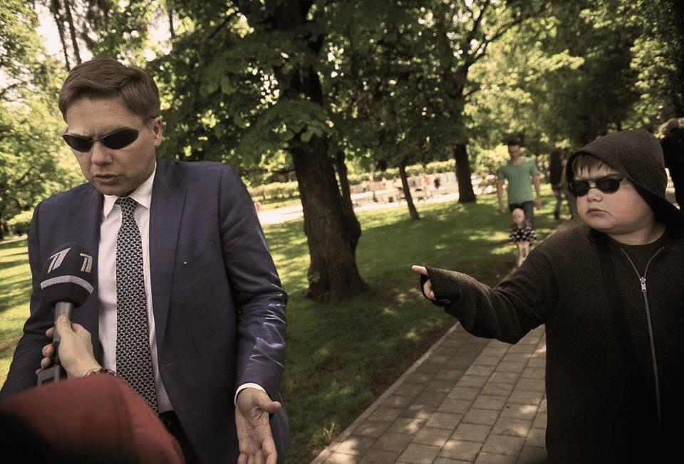 """""""Дядя, ты кто?!"""": смешная фотка с Нилом Ушаковым и 11 задорных """"фотожаб"""" на нее"""