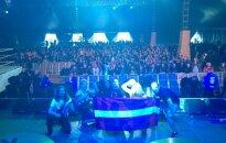 Skatītāji un pašmāju kolēģi atzinīgi vērtē grupas 'Legacy ID' sniegumu festivālā 'Wacken Open Air'