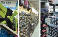 В субботу в Латвии откроется магазин британского торгового гиганта Sports Direct
