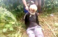 Filipīnās islāmisti nogriež galvu sirmam vācu kungam