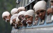 Fotogalerija: 'Gandiju' gājiens Indijā