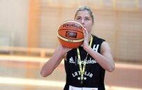 Babkina - trešā latviete, kura izvēlēta WNBA draftā