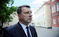 Раймонд Вейонис - новый президент Латвии. Текстовый онлайн на DELFI