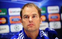 """Franks de Būrs kļūst par """"Ajax"""" galveno treneri"""