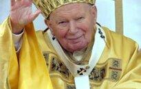 Miris Romas pāvests Jānis Pāvils II
