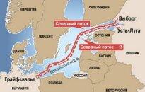 """Вентспилсскому порту предложили участвовать в """"Северном потоке-2"""""""