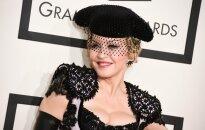 Наряды церемонии Grammy: Рианна в розовом, Мадонна — в боди и колготках