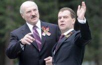Baltkrievija pieteikusi 'televīzijas karu' Krievijas prezidentam