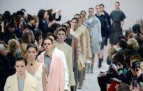 Парижская неделя моды: архитектурная простота от Celine