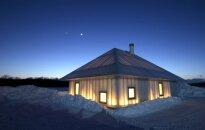 Mazā un lielā arhitektūra. Seši japāņu arhitekta Kengo Kumas meistardarbi