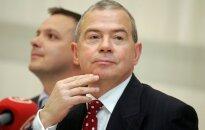 Lembergs neziņā par to, vai arī viņš ir aizdomās turētais 'oligarhu lietā'