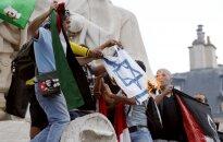 Eiropā uzplaukst antisemītisms, ziņo portāls