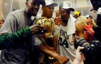 17.reizi par NBA čempioniem kļūst Bostonas 'Celtics'