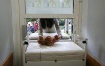 Atklāts Latvijā pirmais 'Baby Box – vieta bērna dzīvībai'