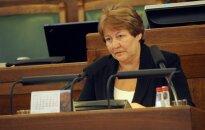 Čepāne: valodas refrenduma likumība ir stipri apšaubāma; CVK vai prezidentam vajadzēja 'nospiest bremzes'