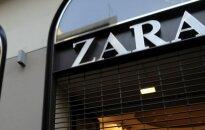 В Латвии и Балтии открылась сеть интернет-магазинов Zara и других брендов Inditex