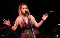 Aija Andrejeva prezentē jauno albumu 'Mežā'