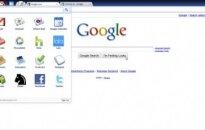 'Google' prezentē savu operētājsistēmu 'Chrome' OS