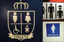 Туалет дома Срарков и еще девять мест, где облегчиться может даже инопланетянин