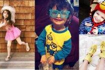 Šī ir Elzas un pokemonu ēra jeb multeņu tēli bērnu garderobē