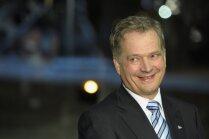 Soctīklus saviļņo Somijas prezidenta suns