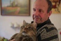 Kaķa Makša laimīgais stāsts – liktenīgā tikšanās un uzticība uz mūžu