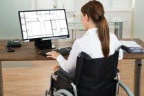 Cilvēki ar invaliditāti var bez maksas apgūt piemērotu profesiju