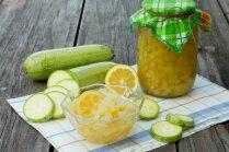 Viltotie kabaču 'ananasi' ziemas krājumiem